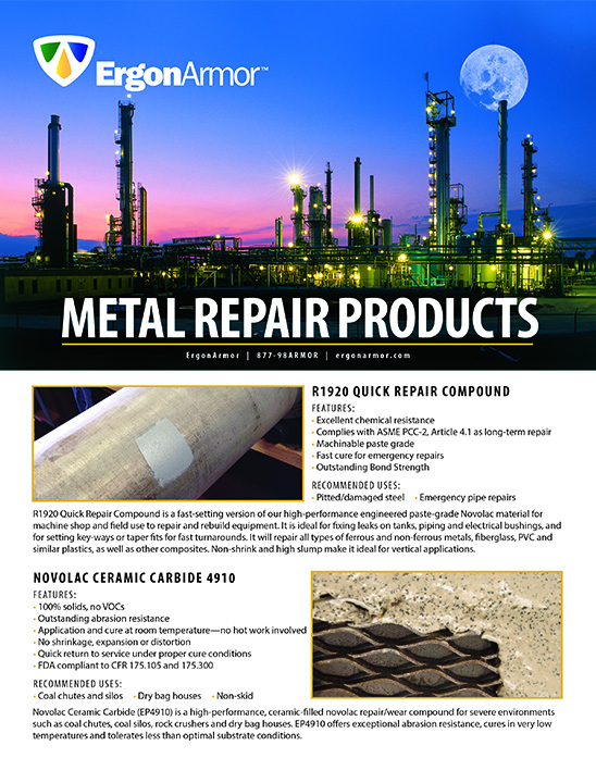 Metal Repair Products